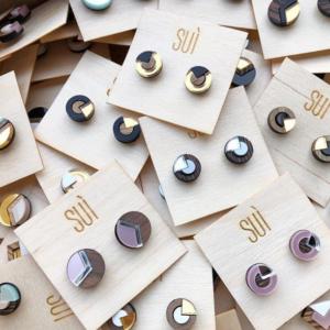 Ohhringe handmade Pearls