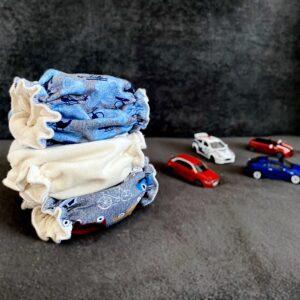Waschbare Windeln
