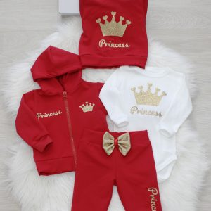 trainingsanzug-princess-rot-gold-weiß-sendoro-shop-rosea