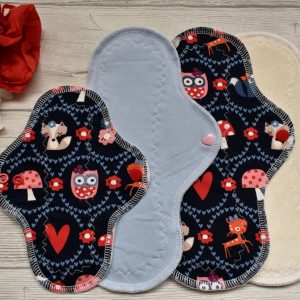 stoffbinde-baumwolle-bmbus-velours-sendoro-shop-handmade-blau-muster-creme-brusan-design-kk-fabricds