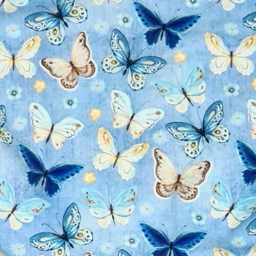 Blau Schmetterlinge