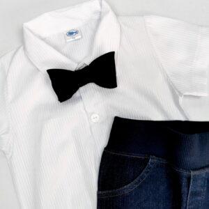 body-hemd-festlich-fliege-weiß-streifen-lollipop-sendoro-shop-taufe-geburtstag